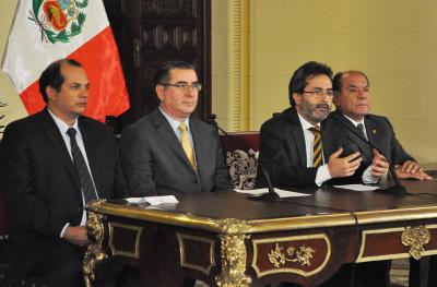 Poder Ejecutivo aprueba inicio de interdicción contra minería ilegal