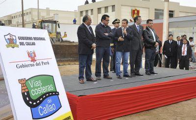 Gobierno Central invierte más de S/. 31 millones  en ampliación de avenida Costanera