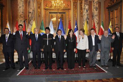 Declaración del Consejo de Jefes y Jefas de Estado y de Gobierno de la Unión de Naciones Suramericanas (UNASUR)Declaración del Consejo de Jefes y Jefas de Estado y de Gobierno de la Unión de Naciones Suramericanas (UNASUR)