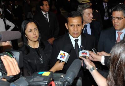 Presidente Humala: Nuevo gobierno de Venezuela conducirá a su pueblo por el camino de la unidad