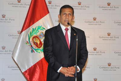 Ollanta Humala: Presidente Chávez fue un estadista que trabajó incansablemente por el bienestar y desarrollo de su pueblo y la causa de la integración latinoamericana