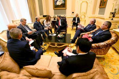 Rusia trabajaría con Perú sobre su experiencia de tener una de las mayores y más competitivas redes ferroviarias del mundo